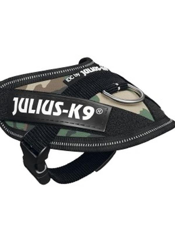 Julius K9 IDC Powertuig Baby 1 Camouflage 29-36 cm