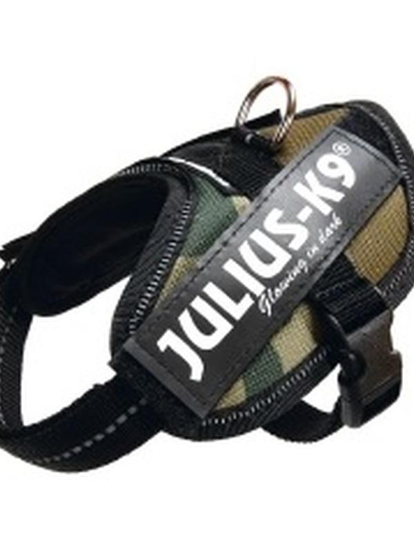 Julius K9 IDC Powertuig Baby 2 Camouflage 33-45 cm
