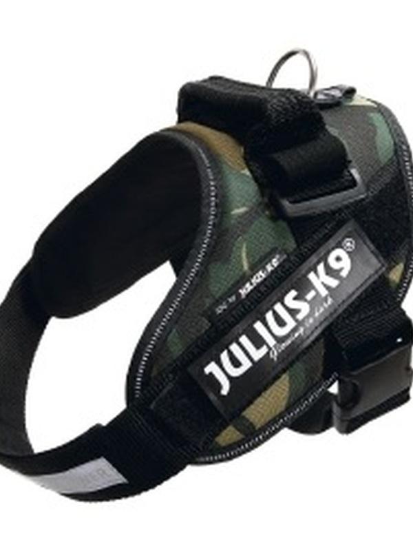 Julius K9 IDC Powertuig Maat 0 Camouflage 58-76 cm