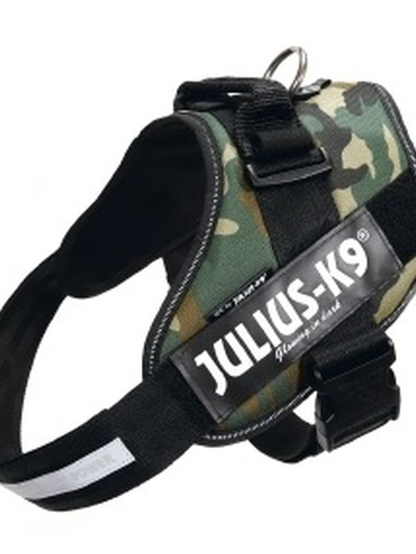 Julius K9 IDC Powertuig Maat 2 Camouflage 71-96 cm