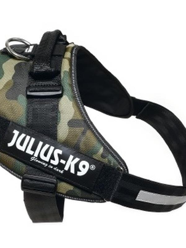 Julius K9 IDC Powertuig Maat 3 Camouflage 82-115 cm