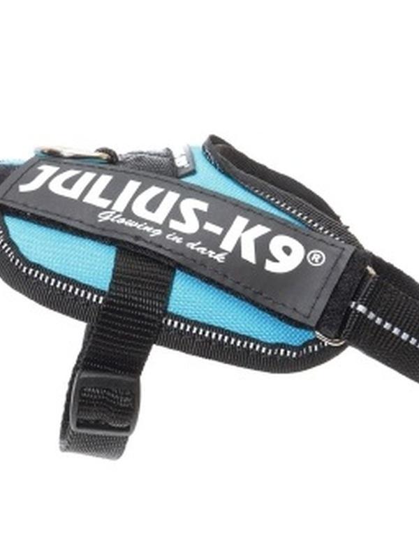 Julius K9 IDC Powertuig Baby 1 Aqua 29-36 cm