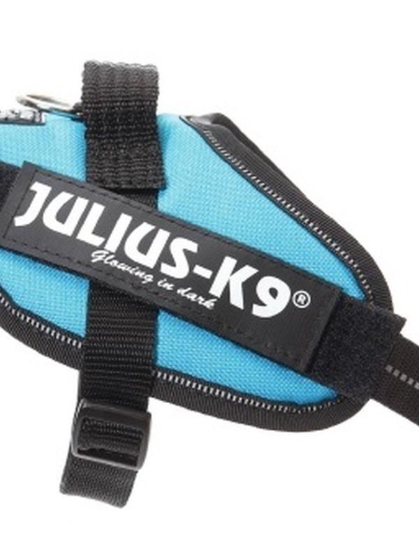 Julius K9 IDC Powertuig Mini Mini Aqua 40-53 cm