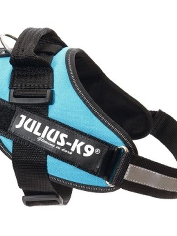Julius K9 IDC Powertuig Maat 0 Aqua 58-76 cm