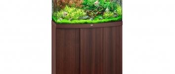 Juwel aquarium vision 180 led Bruin 92x41x55CM + Meubel