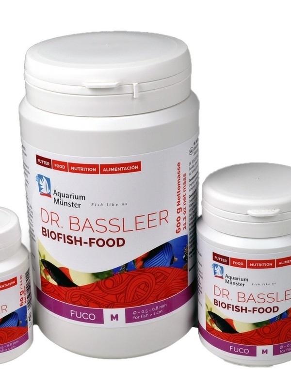 DR.BASSLEER BIOFISH FOOD FUCO M 600G