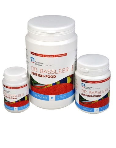 DR.BASSLEER BIOFISH FOOD REGULAR 3XL 680G