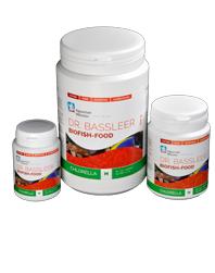 DR.BASSLEER BIOFISH FOOD CHLORELLA XL 680G