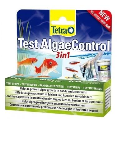 TEST ALGAE CONTROL 3IN1