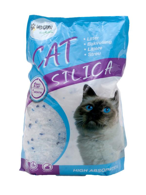 Cat Litter Silica 2,25kg-5L