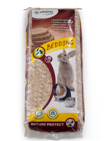 BEDDING Beukensnippers 15 Kg-60 L / 10 mm