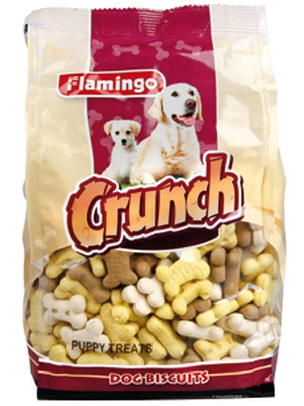 Koekjes Crunch puppy treats 500 gr