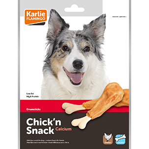 Chick'n snack calcium bone 400 gr