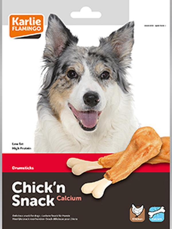 Chick'n snack calcium bone 400 gr