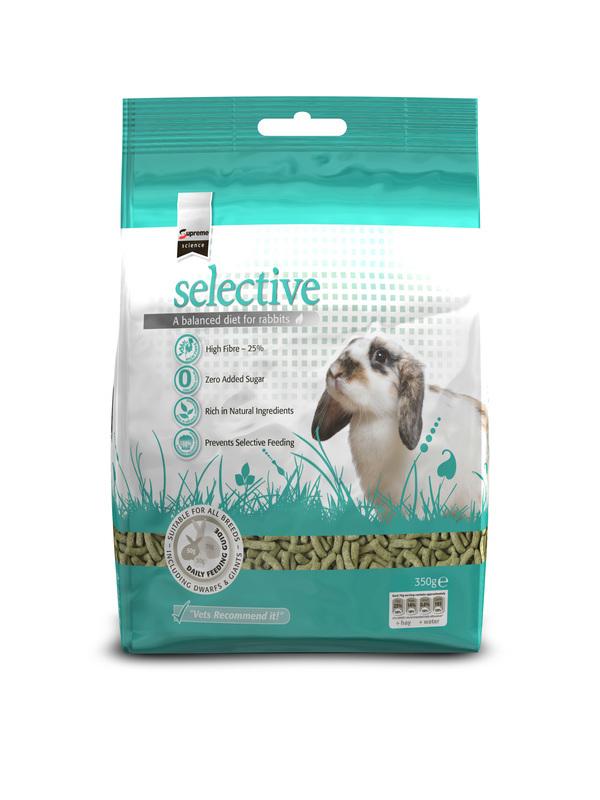 Supreme science selective konijn 1,5 kg