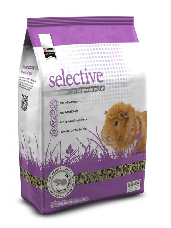Supreme Science Selective Cavia (Guinea Pig) 10 kg