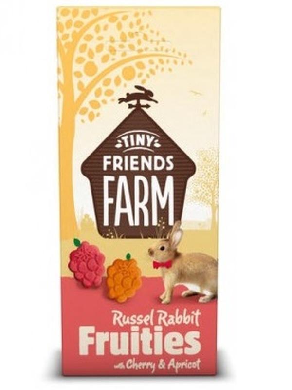 Supreme Russel Rabbit Fruities 120 gr