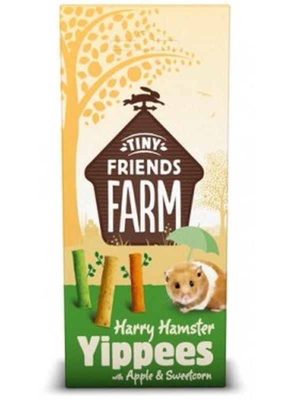 Supreme  Harry Hamster Yippees 120 gr